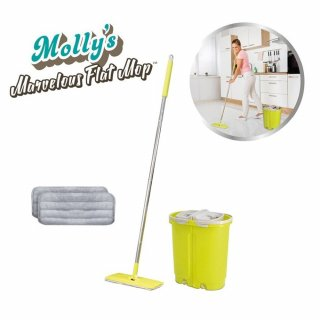Molly`s Marvelous Touchless Flat Mop