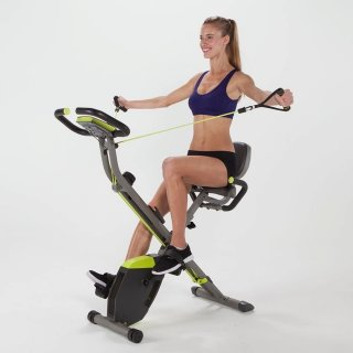 Wonder Core Cycle Ganzkörpertraining Ergometer Rad...