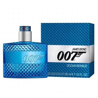 James Bond 007 Ocean Royale After Shave Lotion Natural Spray 50 ml