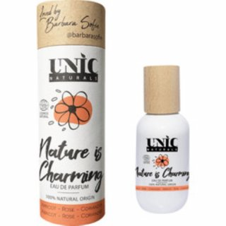 Unic Naturals Eau de Parfum Nature Is Charming Parfümwasser für Frauen 30 ml