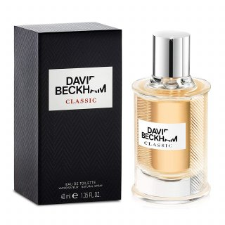 David Beckham Classic EdT 40 ml  Eau De Toilette