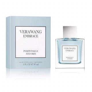 Vera Wang Embrace Iris and Periwinkle Eau de Toilette Blumig-frisches Damen 30 ml