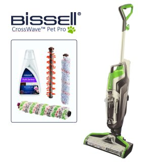 Bissell 2224N Crosswave Pet Pro 3-in-1 Bodenreiniger mit...