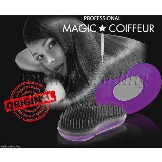 Haarbürste MAGIC COIFFEUR Bürste Entwirrbürste Salon Elite Tangle Design