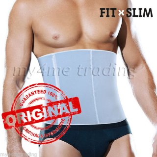 Fit & Slim Sauna Belt Sport Abnehm Gürtel Just Slim...