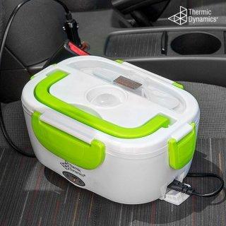 Lunchbox Thermic Dynamics Elektrische Lunchbox fürs Auto Essenwärmer Brotdose