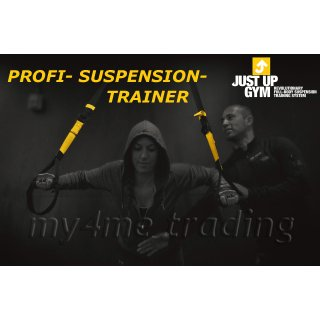 JUST UP GYM SUSPENSION TRAINING SCHLAUFENTRAINING...