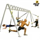 JUST UP GYM SUSPENSION TRAINING SCHLAUFENTRAINING HOMEFITNESS
