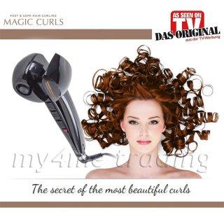 Magic Curls, Lockenmaschine, Curling Machine, Haarstyler,Lockengerät