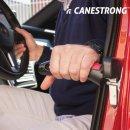 Canestrong Tragbarer Sicherheitsgriff fürs Auto Einstieghilfe Nothammer