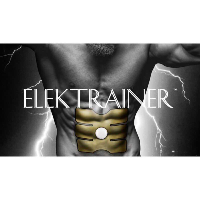 ELEKTRAINER ELECTRO-STIMULATOR PATCH