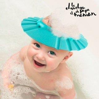 Bademütze für Babys und Kleinkinder Augenschutz