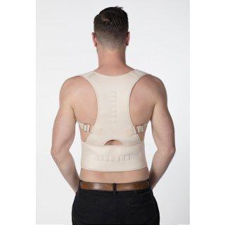 Körper & Rückengurt Rückenbandage RÜCKENSTABILISATOR mit Magneten - UVP 39,90 EUR