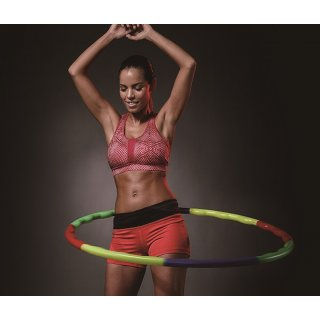 Hula Hoop Body Sculpture
