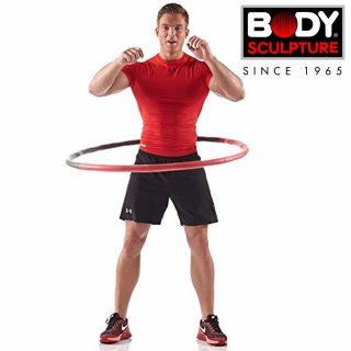 Weighted Hula Hoop Reifen mit Gewichten Body Sculpture