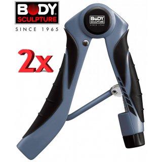 2x Handexpander einstellbar Hand Krafttraining Handtrainer Expander