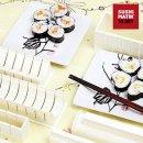 17- teiliges Sushi-Set