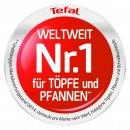 Tefal Ceramic Control Induktion Pfanne 20cm, weiß - B-WARE