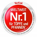 Tefal Ceramic Control Induktion Pfanne 24cm, weiß - B-WARE