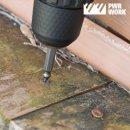 PWR Work Bohrerbits zum entfernen kaputter Schrauben 4 Stck.