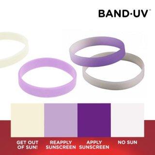UV-Armband mit UVA-Strahlenanzeige Sonnentest UV-Strahlung-Tester Solar Urlaub