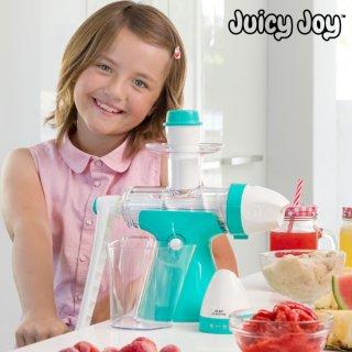 JUICY JOY SAFT- UND EISMASCHINE MIT HANDKURBEL