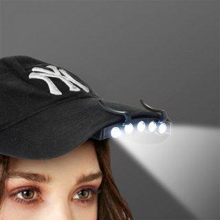 LED Licht für Caps