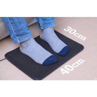 Heizteppich gegen Kalte Füße- Teppichheizung Heizmatte Wärmematte Fußmatte