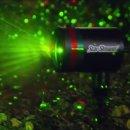 Star Shower Sterne Show Weihnachten Laser Garten Licht