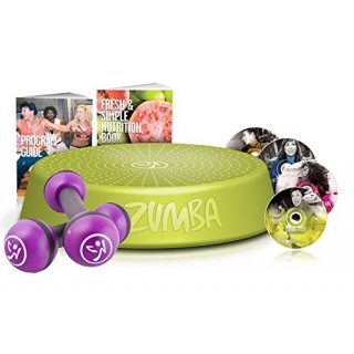 Zumba Fitness Incredible Results DVD-Set + Zumba Step...
