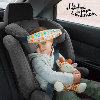 Baby Auto Kopfstützgurt Kopfstütze Kopfschutz Schutz beim Unfall Kindersitz