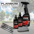 Platinum Fantastic Results - 1 komplettes Autopflegeset inkl. Microfasertuch - Das Original aus der TV Werbung von MediaShop