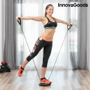 Fitness Drehscheibe mit Übungsanleitung Ganzkörper-Expander